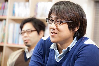 アニメーター / プロダクションマネージャー 藪内 将史さん