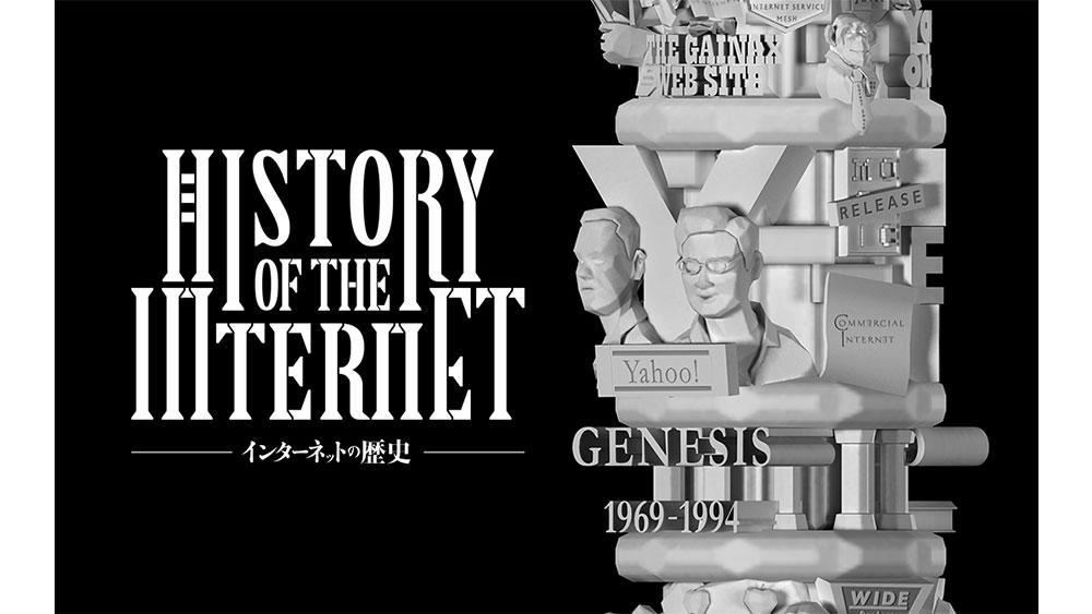 Yahoo! インターネットの歴史