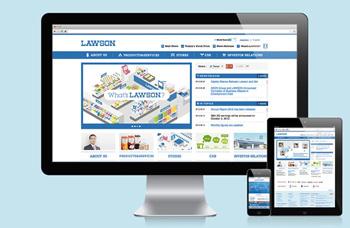 『LAWSONグローバルサイト』