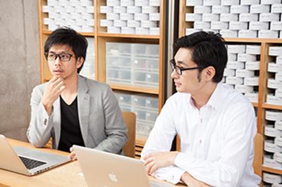 右脳事件株式会社 影山 二郎さん 田中502さん