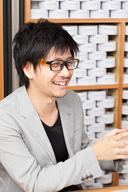 右脳事件株式会社 代表取締役社長 影山 二郎さん