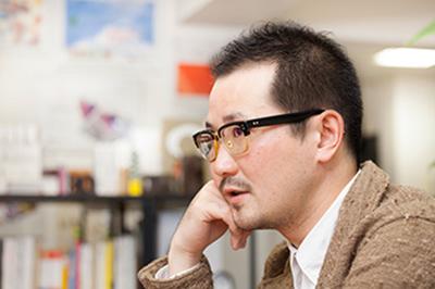 アートアンドサイエンス株式会社 代表取締役 岡村 忠征さん