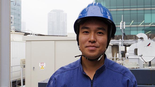 堀口太郎さん