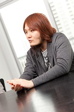 RANA007 クリエイティブディレクター/アートディレクター 山口暁亨さん