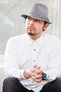 COO兼プランナー 富永勇亮さん
