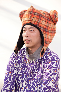 テクニカルディレクター Saqoosha(さくーしゃ)/小山智彦さん
