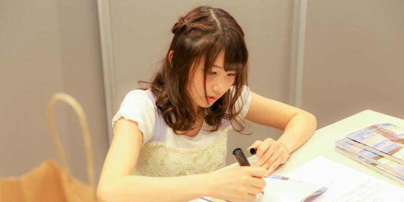 森あんな写真集『ANNA』発売記念イベント 画像提供:GREENFUNDING by T-SITE