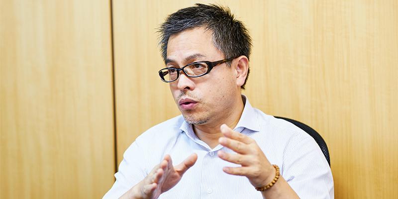 ココロマチ代表取締役 吉山日出樹さん