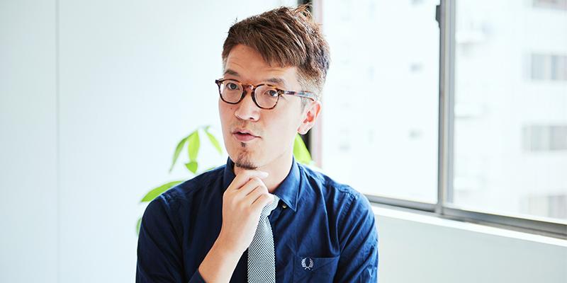 創業メンバー 橋本健太郎さん