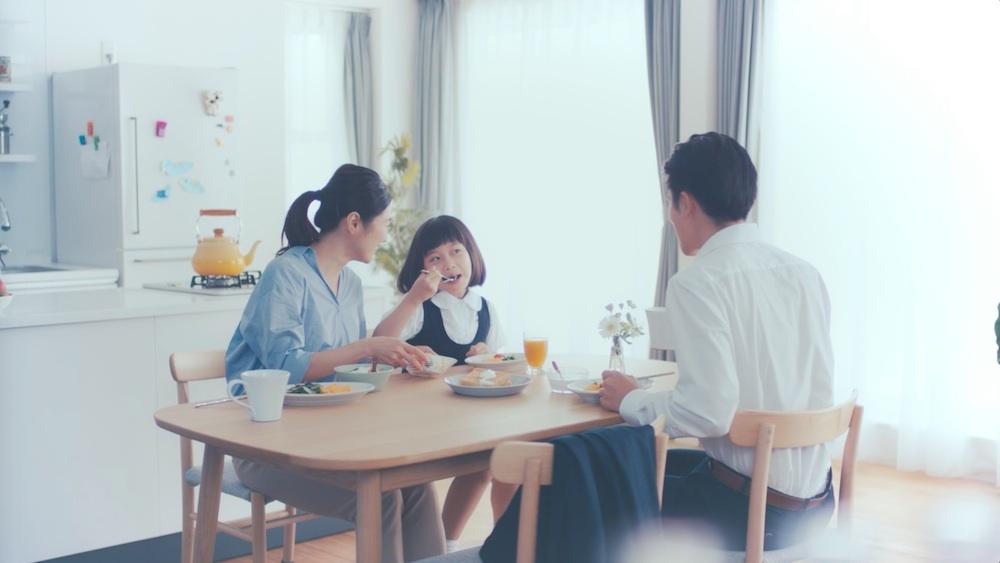 森永乳業(ビヒダス)テレビCM