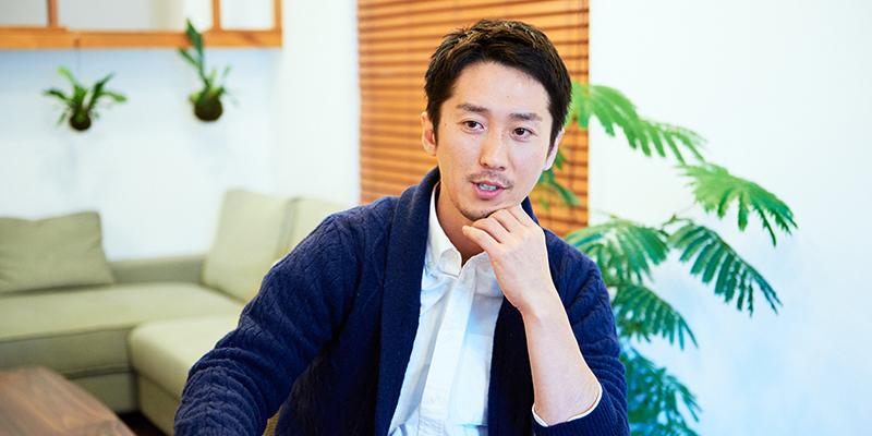 代表取締役 荒井昌岳さん