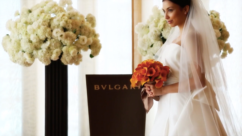 Bvlgari Hotels & Resorts / 販促ツール
