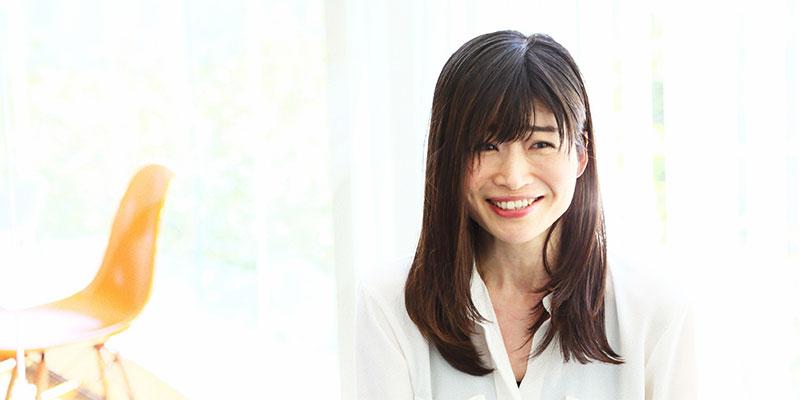 ブランディング・マネージャー 松岡芳美さん