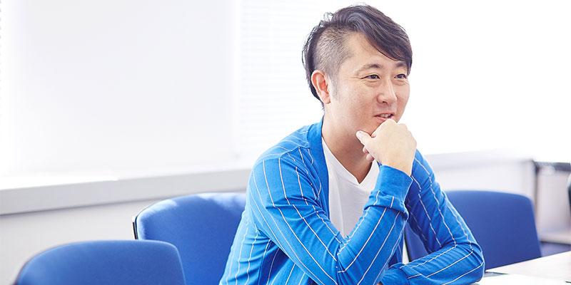 取締役社長 遠藤耕太さん