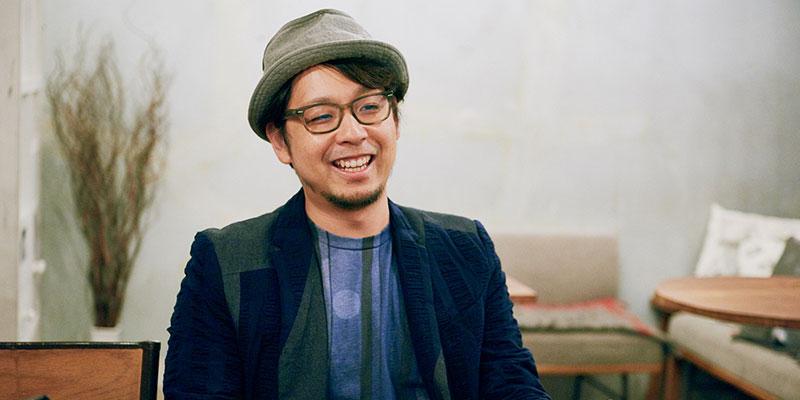 代表取締役・加藤晴久さん