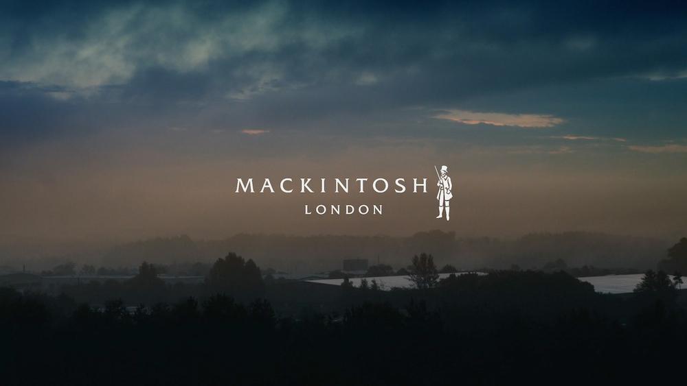 『MACKINTOSH LONDON』コンセプトムービー