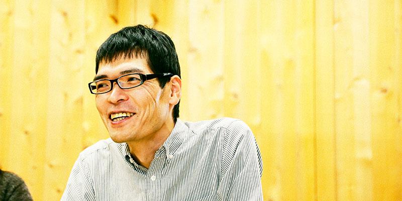 ディレクター 田中大士さん
