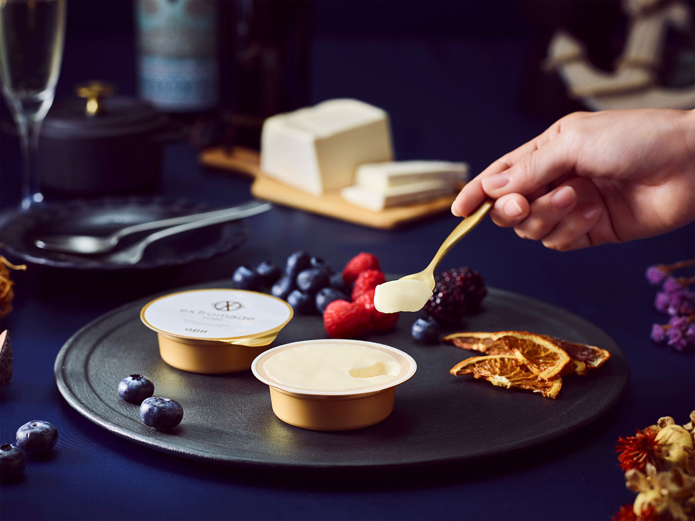 六甲バター株式会社 / Q・B・B新商品開発