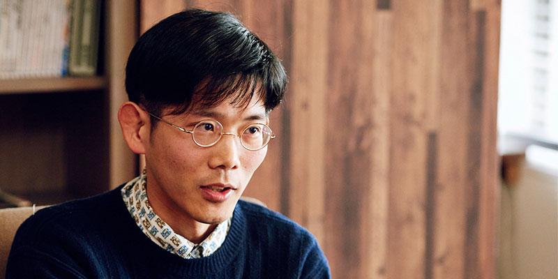 作曲家 狩生健志さん