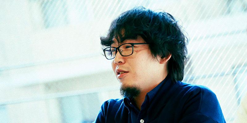 制作部部長 西川タイジさん