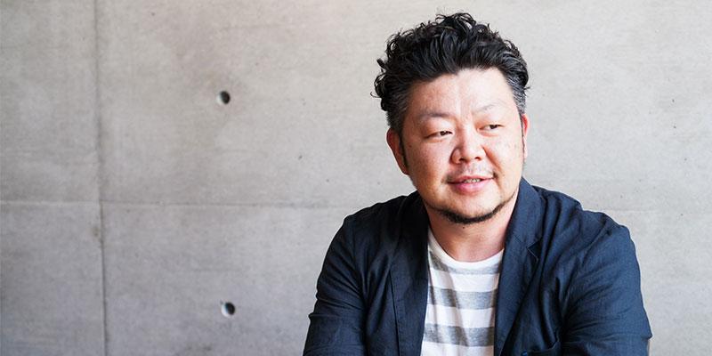 代表取締役 岩田文人さん(画像提供:エンタクルグラフィックス)
