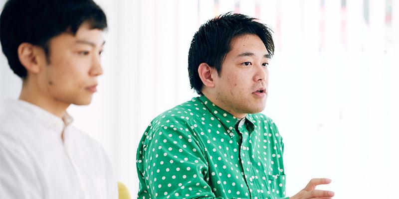 テクニカルディレクター兼エンジニア 石園智大さん