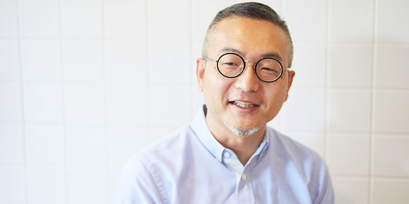 代表取締役 木下謙一さん