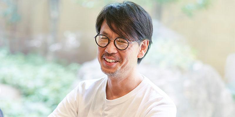 代表取締役社長・クリエイティブディレクター 小池博史さん