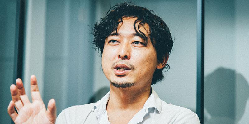 代表取締役 田口亮さん