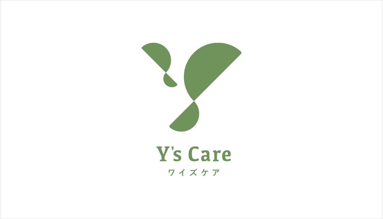 ワイズケア / VI策定・ロゴデザイン