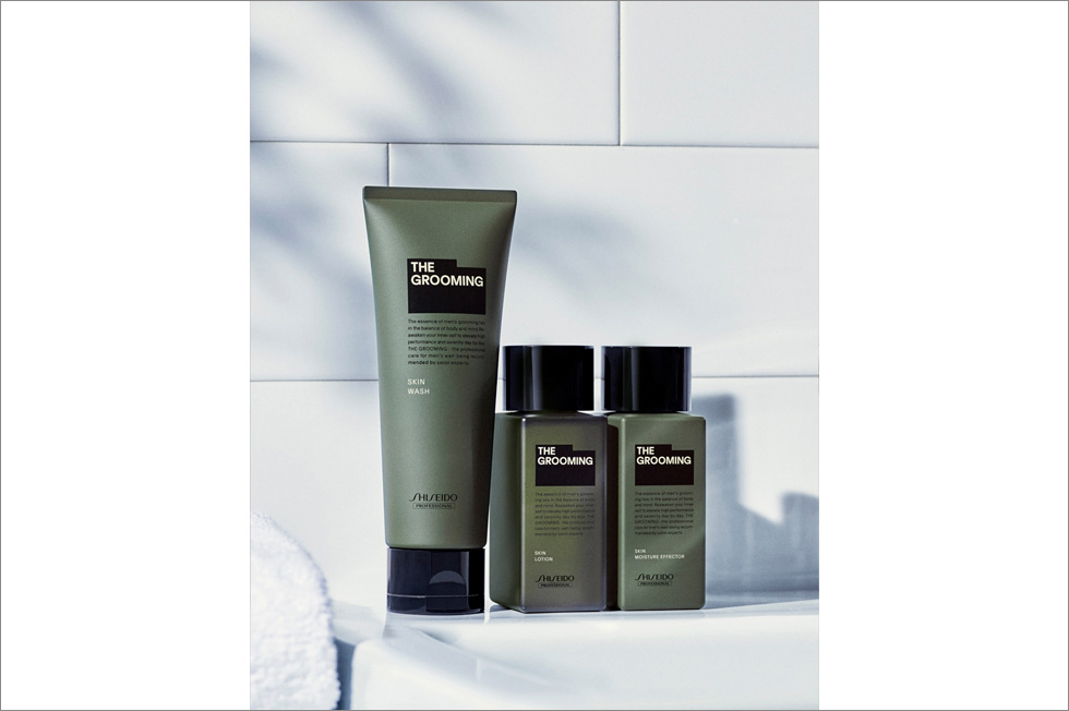 SHISEIDO PROFESSIONAL / THE GROOMING