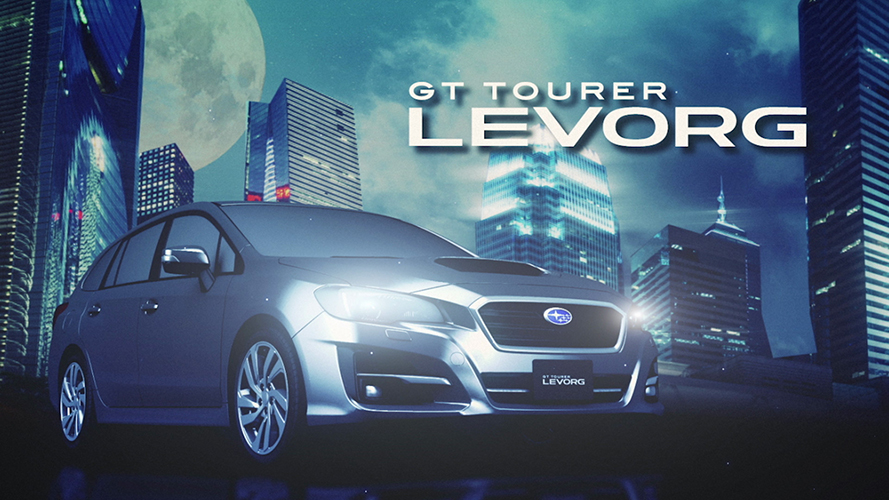 SUBARU / 東京モーターショー2017 EventMovie