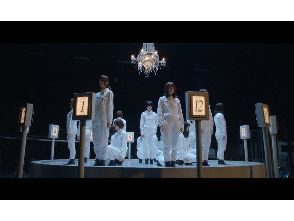 欅坂46『Student Dance』MV
