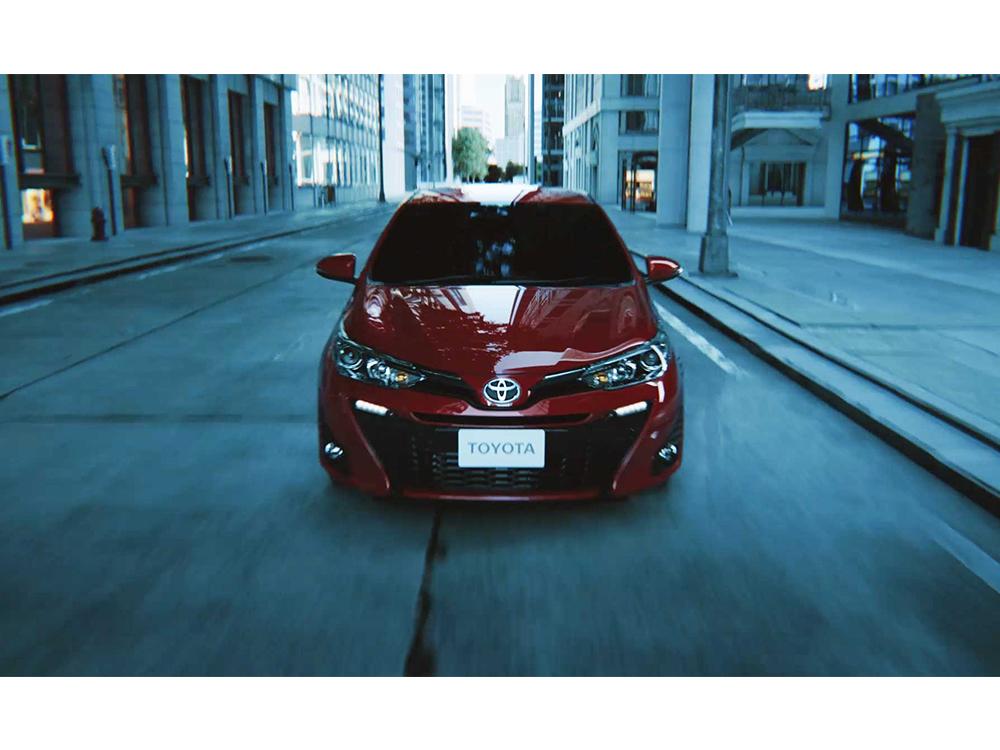 トヨタ自動車『TOYOTA Yaris Hatchback