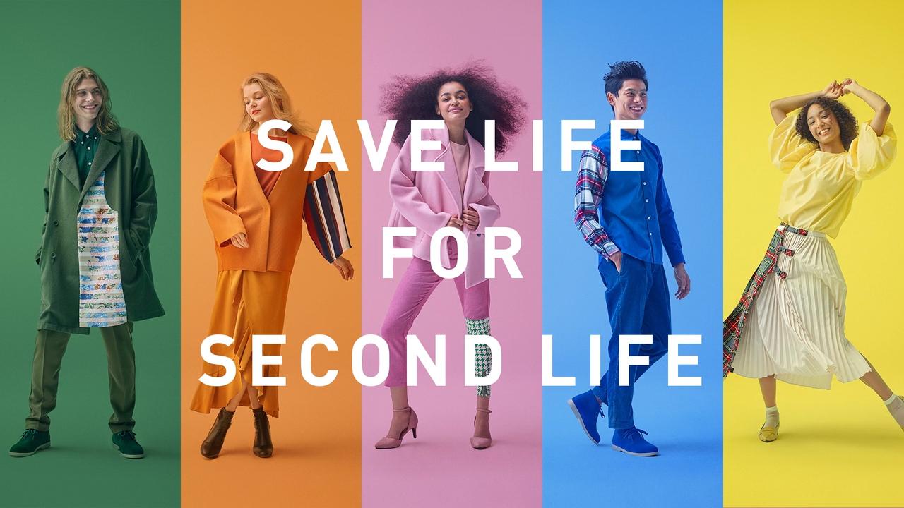 『Second Life Fashion』PV