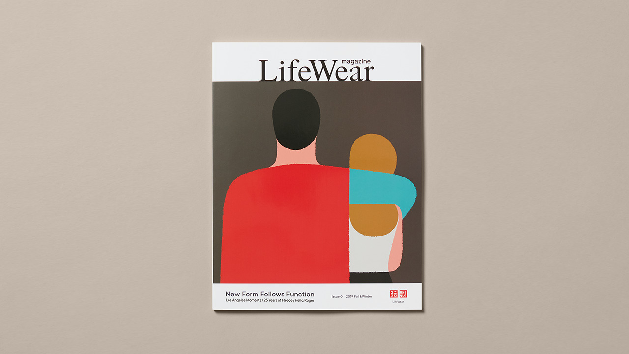 LifeWear magazine | UNIQLO