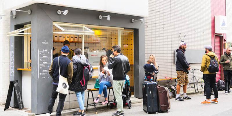 渋谷にある「ABOUT LIFE COFFEE BREWERS」(画像提供:RIDE MEDIA&DESIGN)