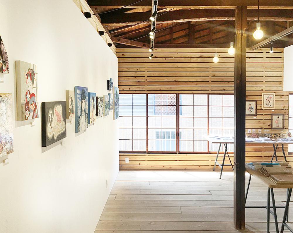 ギャラリー展示