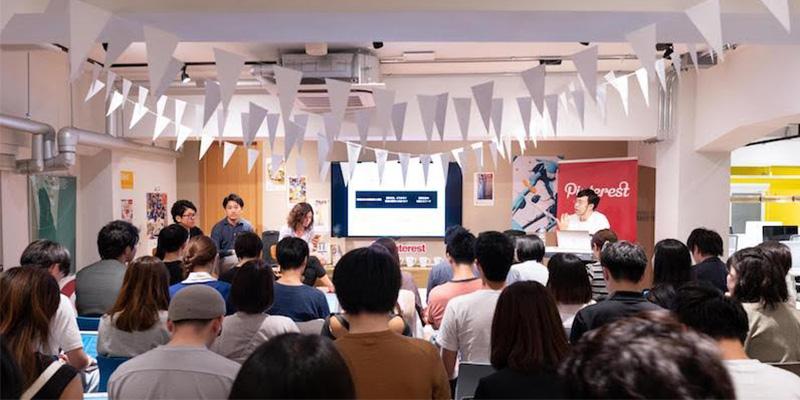 モリさんがオーガナイザーを務める『sentence』が主催したイベントの様子。(画像提供:インクワイア)