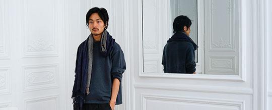 ファッションデザイナー、豊嶋 慧。何も持たない青年が、パリのランウェイを任されるまで