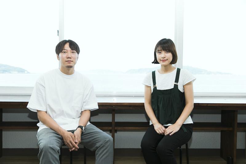 左:カズワタベさん / 右:池澤あやかさん