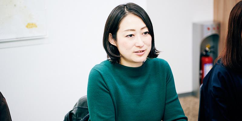 代表取締役の宍戸麻美さん