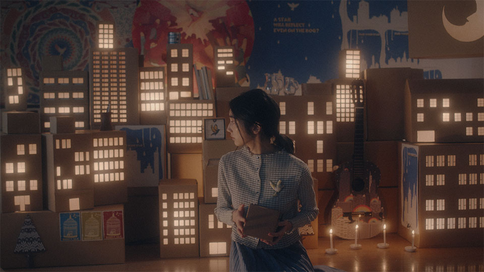 JUJU『ミライ』Music Video full ver.