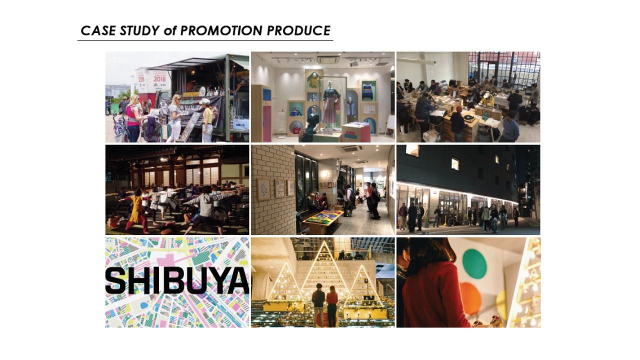 promotion各種事例