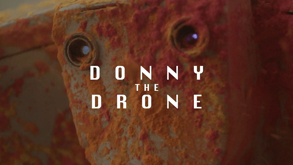 Donny the drone / Original Film