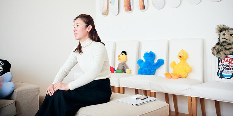 シニアアカウントプランナーの石川綾子さん