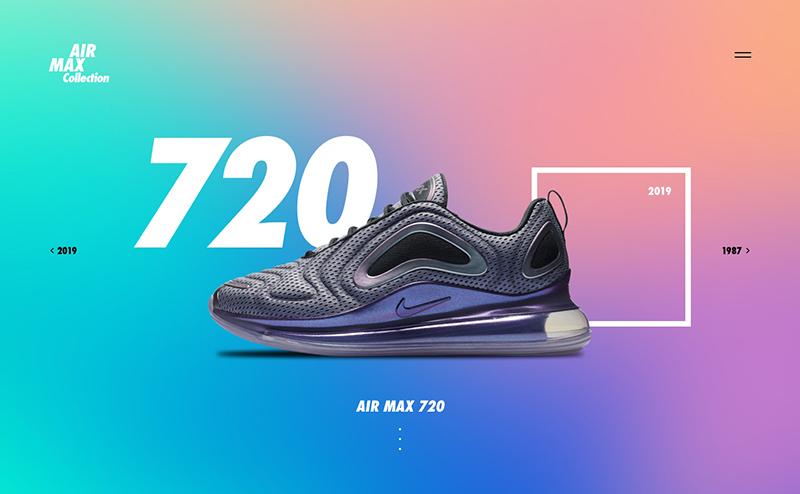 Evolution of Nike Air Max
