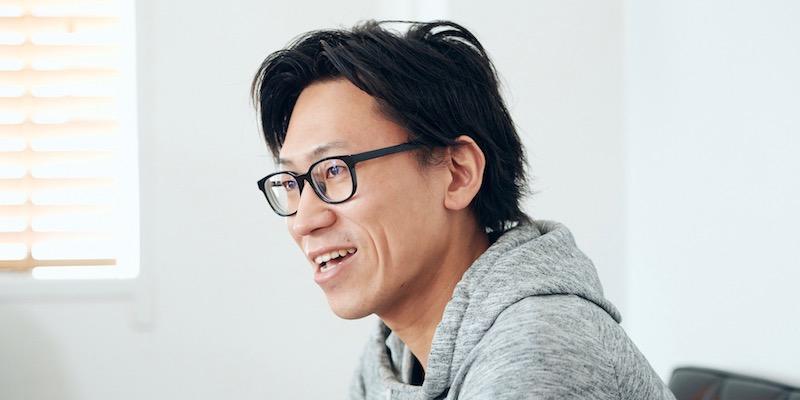 CEO / プランナー / ディレクターの大谷省悟さん