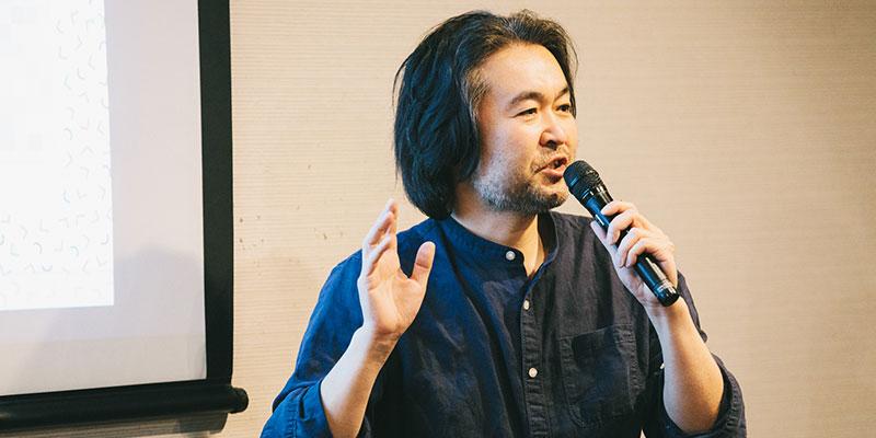 長岡技術科学大学教授の小笠原 渉さん