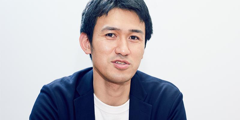 グローバルサイトイノベーションチーム リーダーの遠塚谷流さん